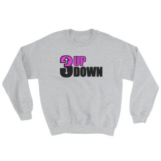 3 Up 3 Down Fastpitch Softball Sweatshirt