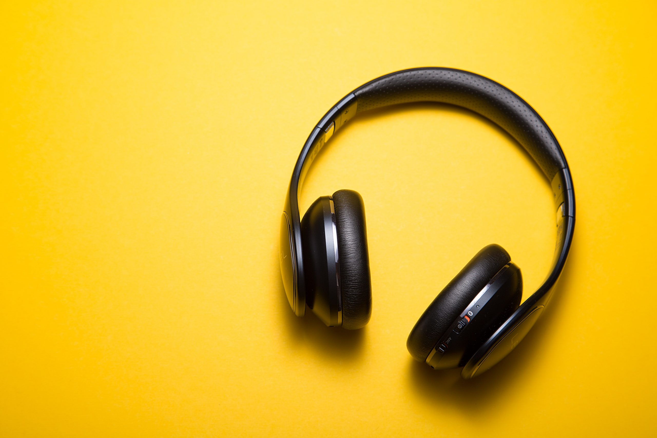 Pump Up Walk Up Music Headphones