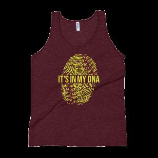 It's In My DNA Softball Women's Tank Top